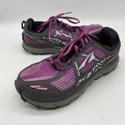 Altra Lone Peak 3.5 Trail Running Shoes Lightweight Comfort Flex Womens Sz...