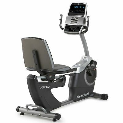 NordicTrack VR19 Recumbent Exercise Bike