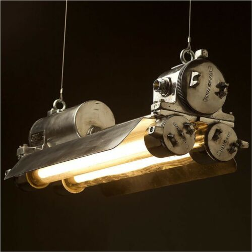 1010 Mm Explosion Proof Twin Glass Tube Light 100% Original From Japanese Ship