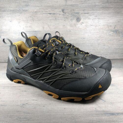 Men's Keen Dry Waterproof Low Hiking Shoes Sz 13