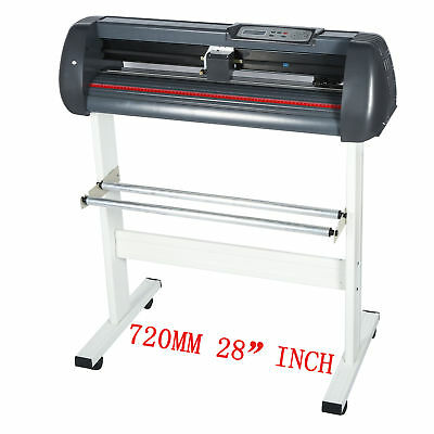 720mm Cutting Plotter Vinyl Sign Cutters 28 Printer Sticker Heat-press Artcut