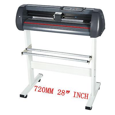 720mm Cutting Plotter Vinyl Sign Cutters 28 Printer Sticker Heat-press Artcut