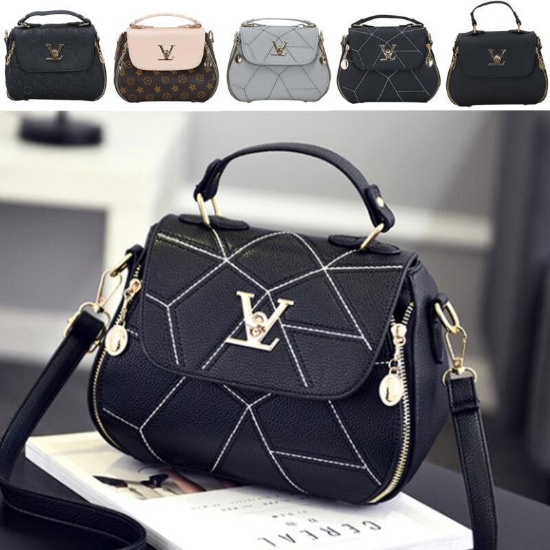 Damenhandtasche Handtasche Schultertasche Tasche Umhängetasche Leder Shopper Bag