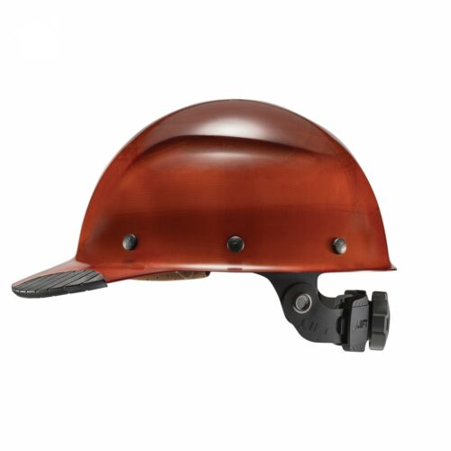 LIFT Safety DAX Fiber Resin Cap Style Hard Hat with Ratchet Suspension - Natural