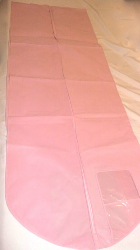 Pink Bridal Dress Garment Bag/Case  -  Wedding Gown >NEW<