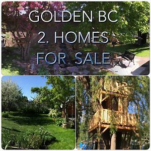 """GOLDEN. BC   2  HOMES  """"GREAT MORTGAGE  HELPER"""""""