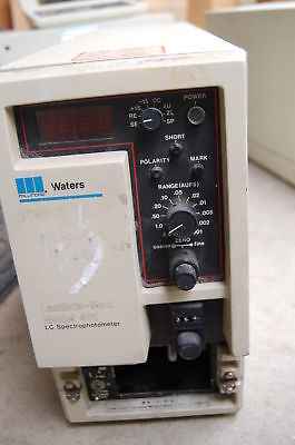 Waters Hplc Lambda Max Absorbance Detector 481 Uv Par