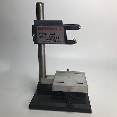 Dremel Drill Press Moto-tool Model 210