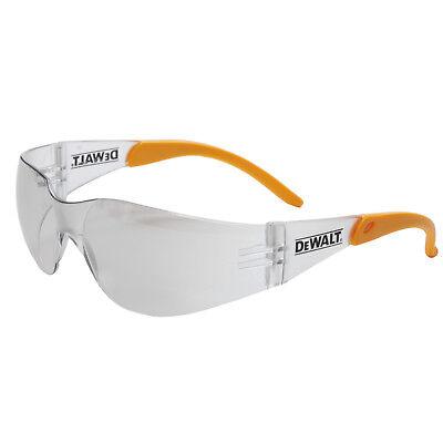 Dewalt Protector Safety Glasses Inout Mirror Lens