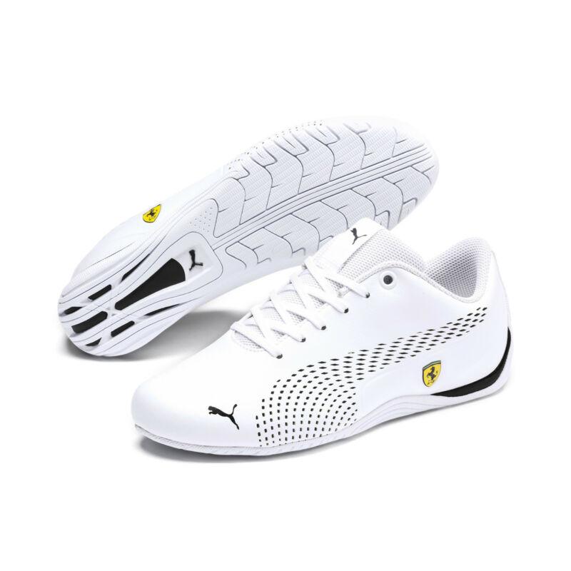 PUMA Youth Scuderia Ferrari Drift Cat 5 Ultra II Shoes