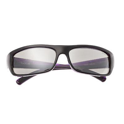 Bolle Feroz Unisex Polarizados Ciclismo Púrpura Negro Gafas de Sol Deportivas