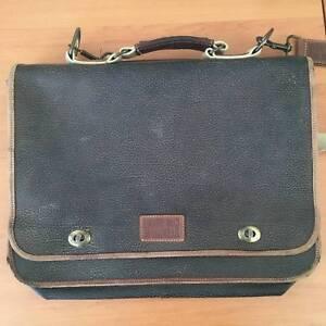 Leather Country Road Messenger Bag Preston Darebin Area Preview