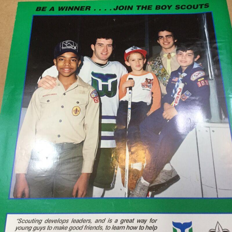Boy Scout Poster Hartford Wheeler