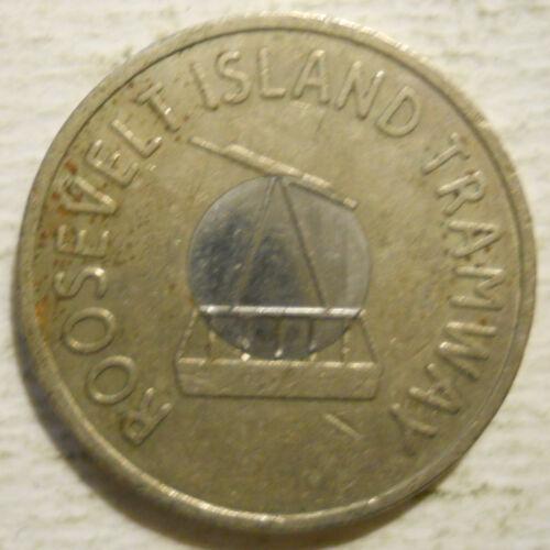 Roosevelt Island Tramway (New York) transit token - NY630BH