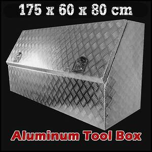extra Large Heavy Duty Aluminium Tool Box For Trailer Truck Tray Bayswater Knox Area Preview