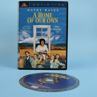 A Home of Our Own DVD - Kathy Bates - 1993 - (Kathy Bates A Home Of Our Own)