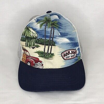 505898d5ea92 Ron Jon Surf Shop Hat Snapback Cap Woody Beach