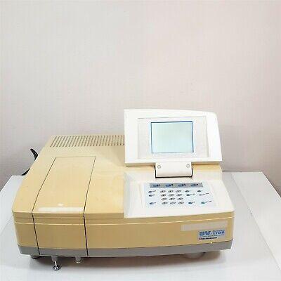 Tested Shimadzu Uv-1700 Pharmaspec Spectrophotometer Read Description