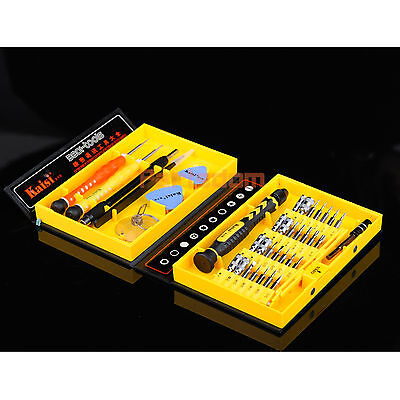 Repair Opening Tool Screwdrivers Set Kit For Cellphone Computer Tablet 38 In 1