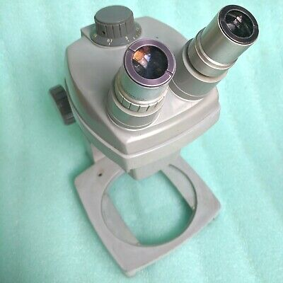 Bausch Lomb Stereo Microscope Stereozoom 0.7x - 3x 10x Eyepieces Working