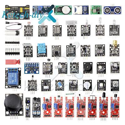 45 In 1 Sensor Module Board Kit Upgrade Version Arduino 37 In 1sensor Kit L2kd