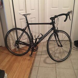 Cannondale Six road bike