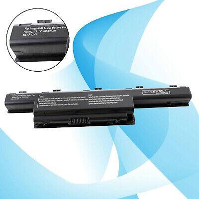 NEW 5200MAH R4741 Battery For ACER Aspire 4551 4743 4752 4752z 5251 5253  AS10D