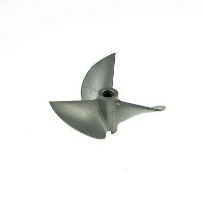 3 Blade 4 Blade Prop - Billet Machined 3-Blade Alloy Prop Propeller For 6.35mm 1/4
