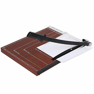 18a3-b7 Commercial Paper Cutter 400 Sheet Desk Metal Base 7e