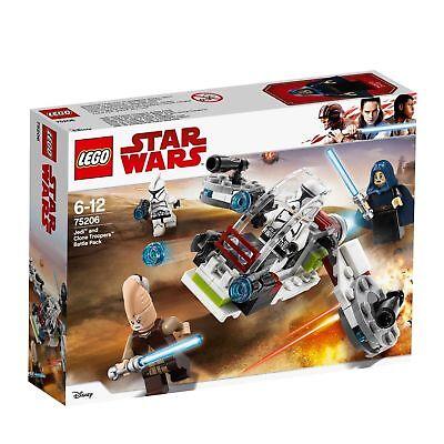 LEGO® Star Wars™ - 75206 Jedi™ und Clone Troopers™ Battle Pack + NEU & OVP + ()