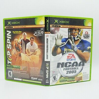 Xbox 360 NCAA Football 2015 Top Spin Microsoft Best Holiday Gift Under 5 (Top Best Xbox 360 Games)