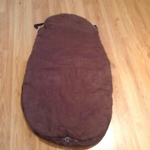 Jolly Jumper Car Seat Cover - Cuddle Bag - Brown