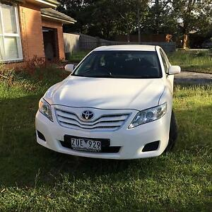 2011 Toyota Camry Sedan for 9900 Docklands Melbourne City Preview