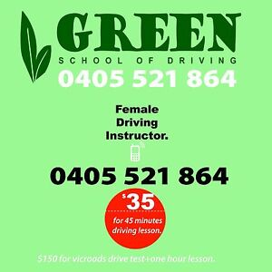 Green School of Driving Sunshine Brimbank Area Preview