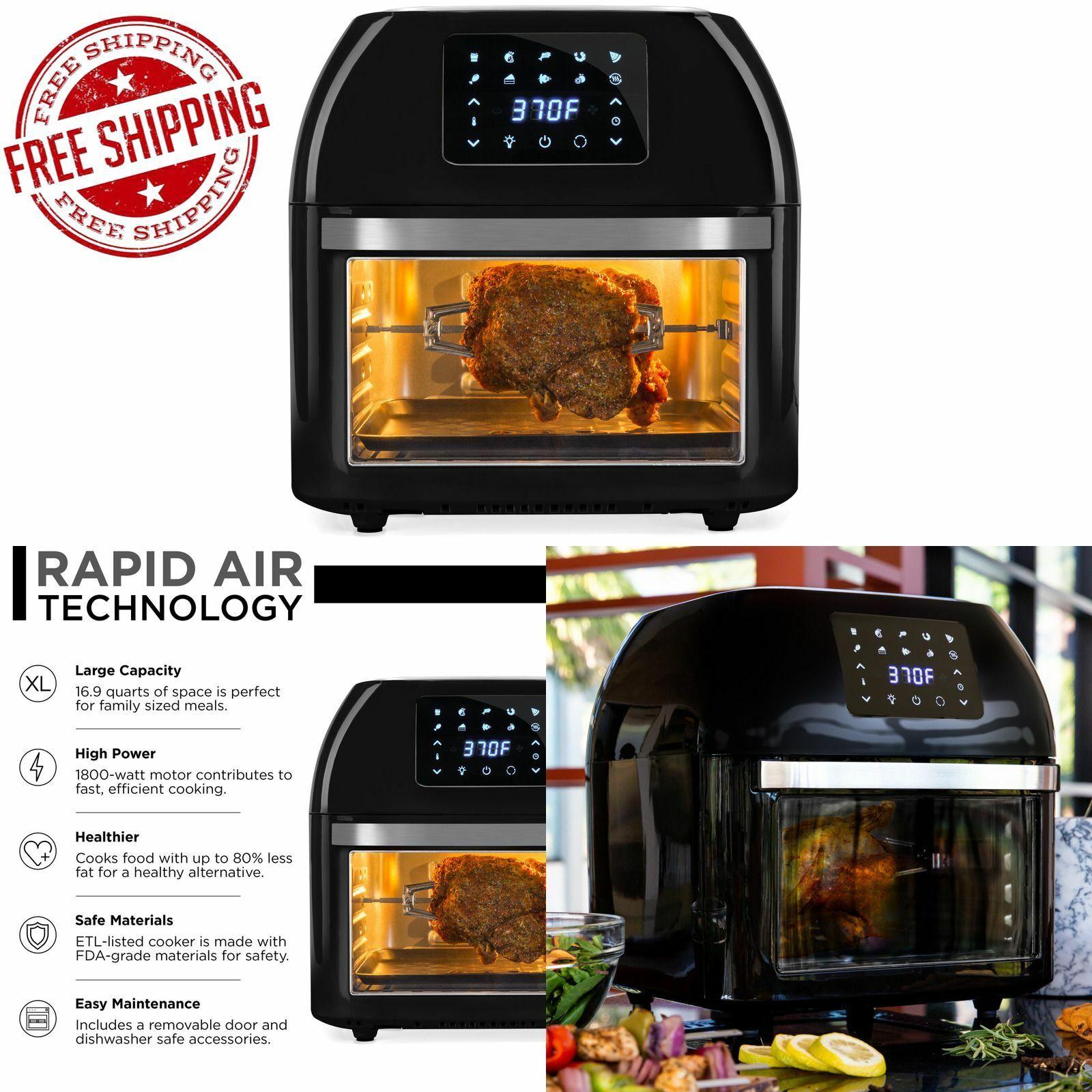 Power Air Fryer Oven 360 - Countertop Oven Multi-Cooker Emer
