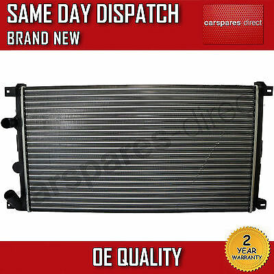 RENAULT MASTER MK2 19 22 25 MANUAL RADIATOR 2000ONWARDS BRAND NEW