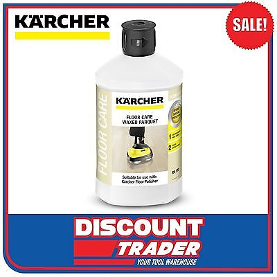 Karcher Floor Care Waxed Parquet/Parquet Oil-Wax Finish 1L FP 303 - 6.295-778.0
