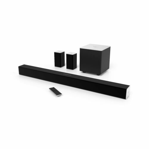 VIZIO SB3851-D0 SmartCast Streaming 5.1 Sound Bar System