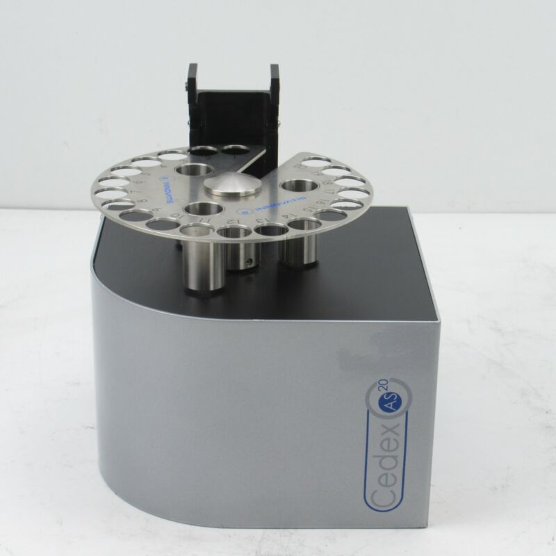 INNOVATIS AS20 AUTO SAMPLER FOR CEDEX AUTOMATED CELL COUNTER