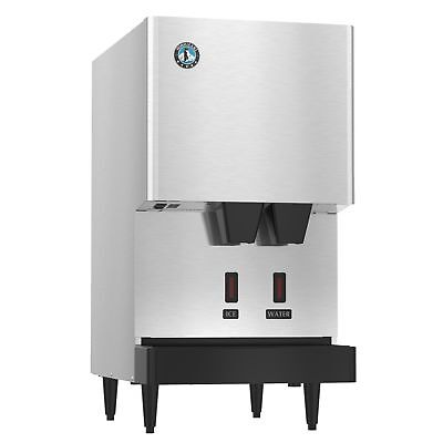 Hoshizaki Dcm-270bah-os Ice Maker Air-cooled Ice And Water Dispenser