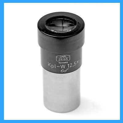 Zeiss Kpl 12.5x W Wide Microscope Eyepiece 23mm
