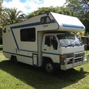 Toyota motorhome Port Macquarie City Preview