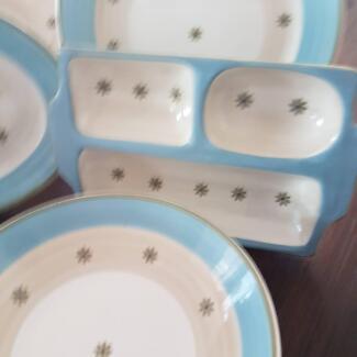 Dinnerware by Living Art & Living art dinnerware - stoneage ceramics | Other Kitchen \u0026 Dining ...