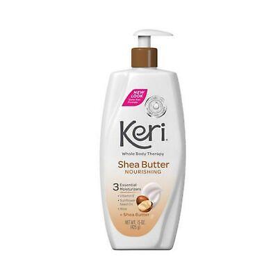 Keri Whole Body Therapy Nourishing Shea Butter Lotion 15 oz (Pack Of - Keri Nourishing Shea Butter Lotion