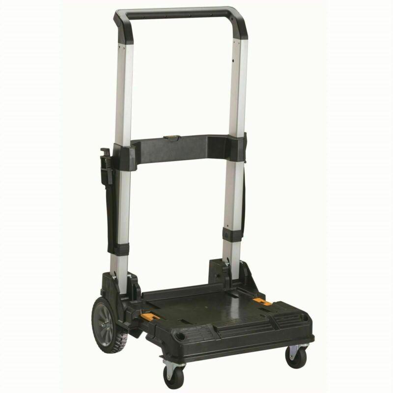 Dewalt Tstak Trolley With Foldable Handle - Usa Brand