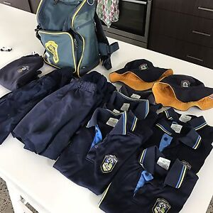 St Patrick's Gympie primary uniforms Pie Creek Gympie Area Preview