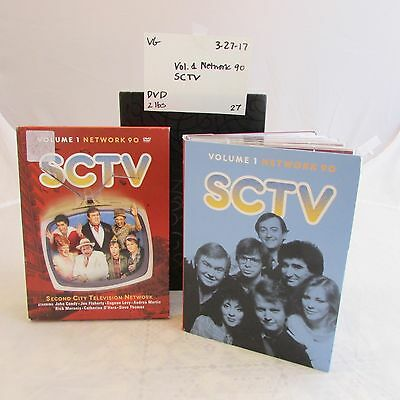 Volume 1 Network 90 Second City Television Network Dvd Box Set 0327