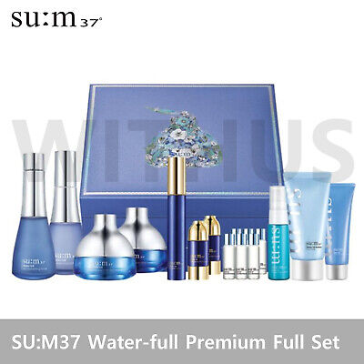 SU:M37 Water-full Premium Full Packaged Edition Special Set Anti-Aging Moisture