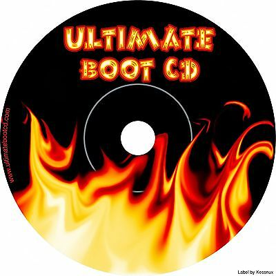 NEW REBOOT REPAIR RESTORE RECOVER FORMAT LAPTOP/PC OVER 200 PROGRAMS ON ONE CD