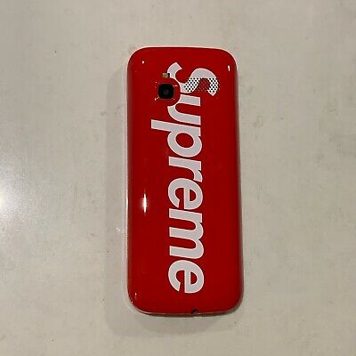 SUPREME BLU BURNER PHONE RED FW19 NEW IN BOX